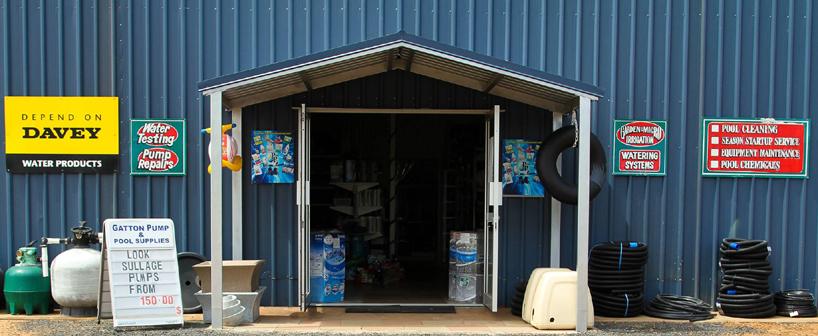Brisbane Lockyer Valley Irrigation Farm Pool And