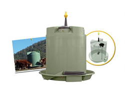 Water Tanks And Troughs Rapidplas For House Agricultural
